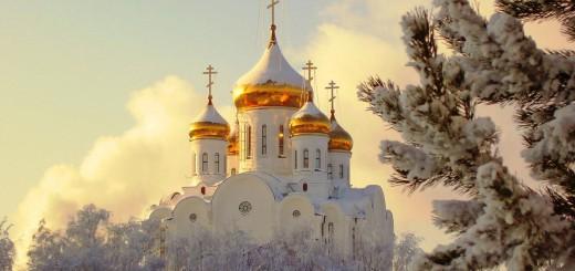 Красивая церковь. История Церквии