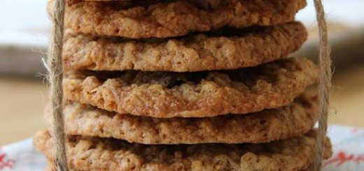 вкучные и полезные печеньки