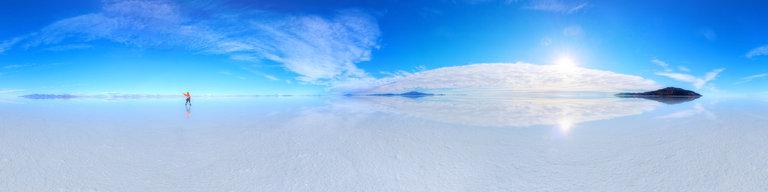 уюни фото панорама