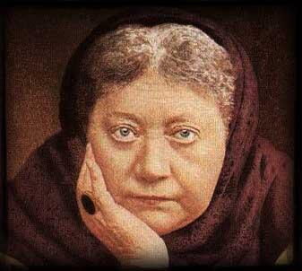 Блаватская - теософ, философ, писательница