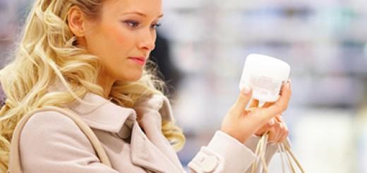 Вредные ингредиенты в косметических средствах